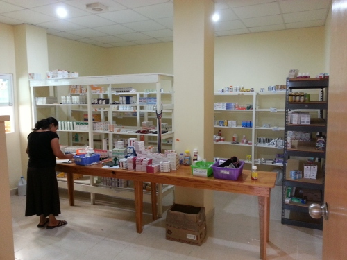 La Farmacia at the Clinic