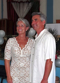 Tracey and Jeff wedding in Arimatea