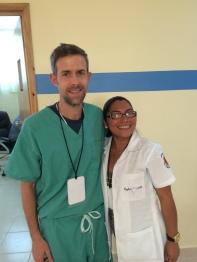 Nurse Lydia Jiminez Demeza