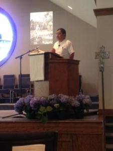 Pablo Preaching